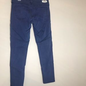 "Ag Adriano Goldschmied Jeans - Adriano Goldschmied ""The Stevie"" Skinny Jeans"
